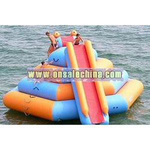 Inflatable Water Slider