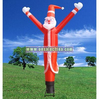 Christmas Air Dancer