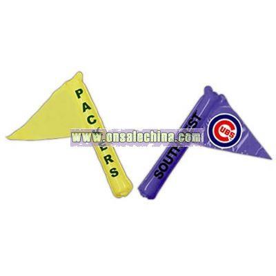 Custom inflatable pennant