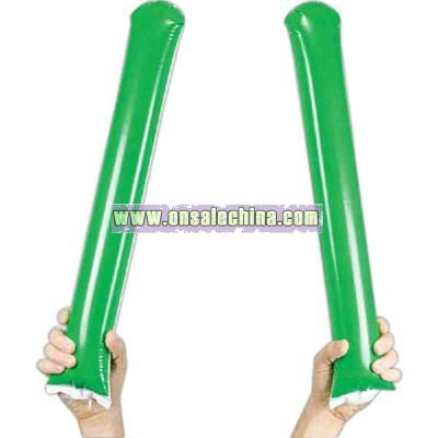 Blank 100% recycled PE inflatable