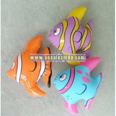 Mini Inflatabel Fish