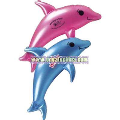 Dolphin - Inflatable zoo animal