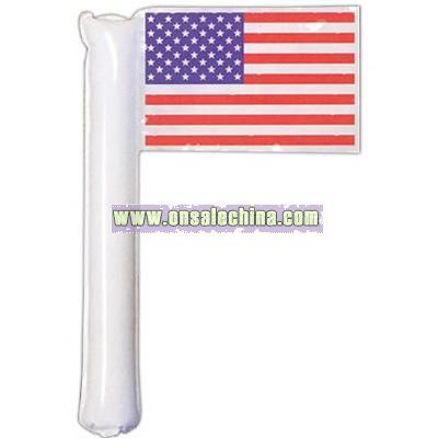 Custom inflatable USA Flag