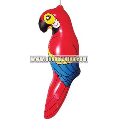 Parrot inflatable