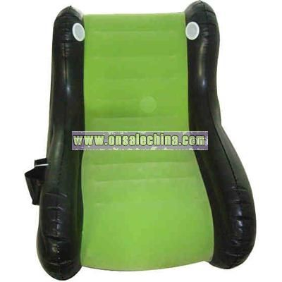 Inflatable game chair