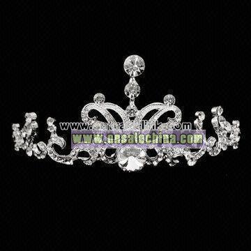 Tiara with Elegant Design
