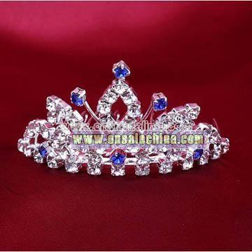 Bridal Jewelry Crown