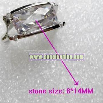 Zirconia Ring