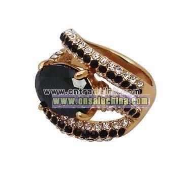CZ stone Ring