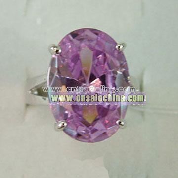 Fashion Zirconia Rhinestone Ring