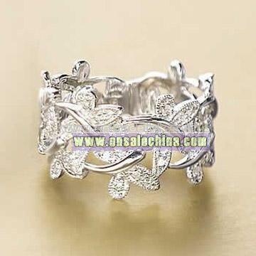 Fine Gold Jewelry - Diamond Ring