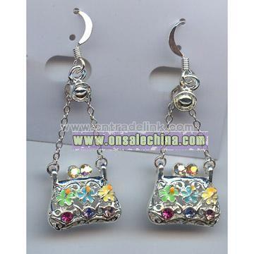 Fashion Jewelry---Bags Earrings