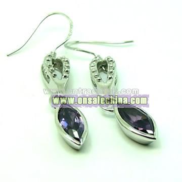 925 Sterling Silver Jewelry Earring