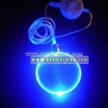 LED Flashing Necklace For Party