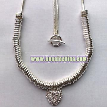 Links of London Silver Sweetie Necklace