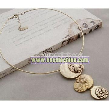 Spring Charm Chaplet Necklace