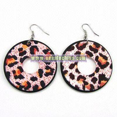 Fashionable Resin Earrings