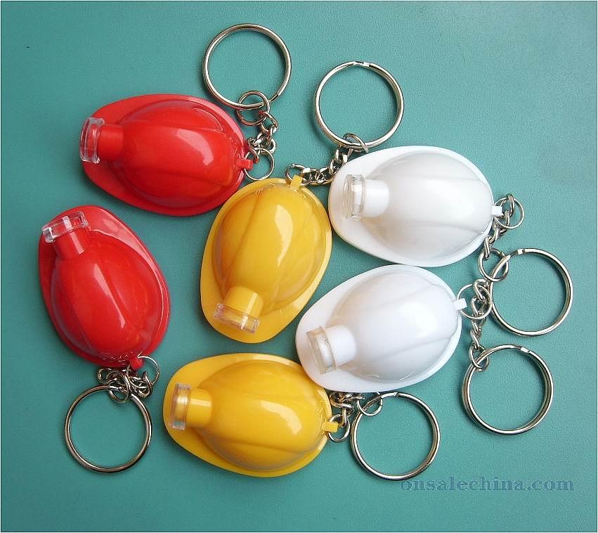 Flashlight Key tag