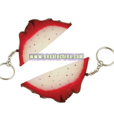 Dragon fruit key chain