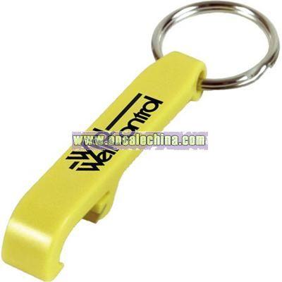 Beverage Opener Keychain