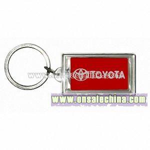 TOYOTA Solar Keychain