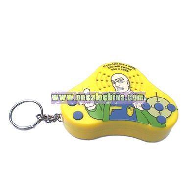 Pocket Sound Keychain