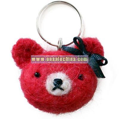 Little Bear Key Chain/Purse Charm
