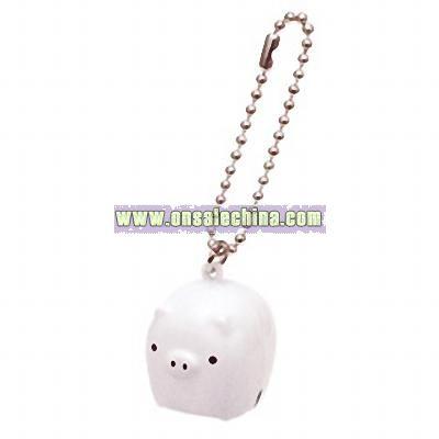 Monokuro Boo Bell Key Chain