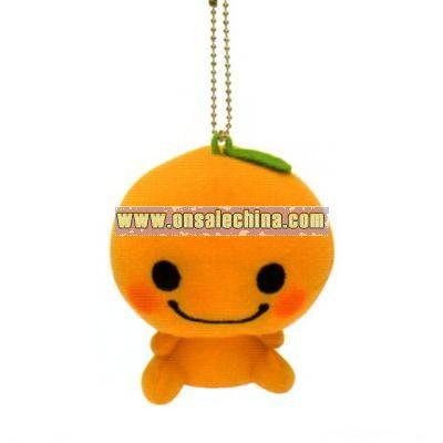 Mikan Bouya Plush Keychain
