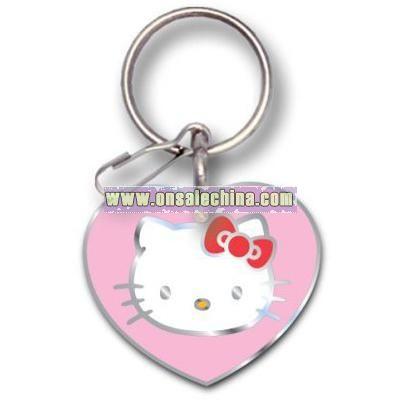Hello Kitty Enamel Key Chain