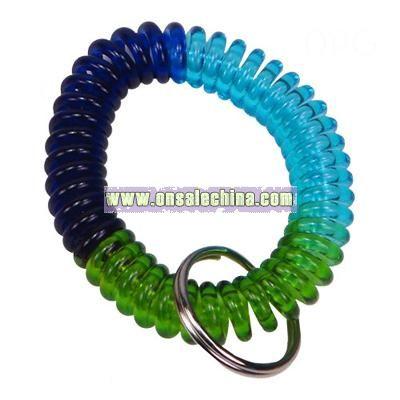 Wrist Coil Keychain