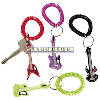 Rock Star Key Chains