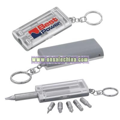 Mini Screwdriver Kit / Keychain