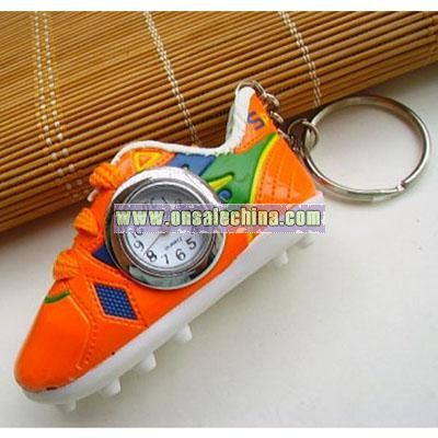 Sport Shoes Keychain W/O Watch