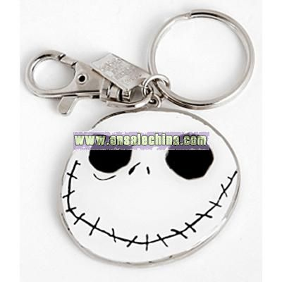 The Nightmare Before Christmas Good Bad Day Key Chain