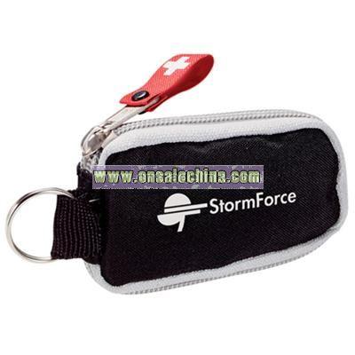 Key Chain First Aid Kit