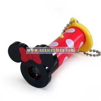 Disney Light-up Key Chain - Minnie Mouse