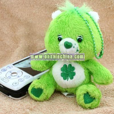 Stuffed Toy Key Chain (Good Luck Bear)