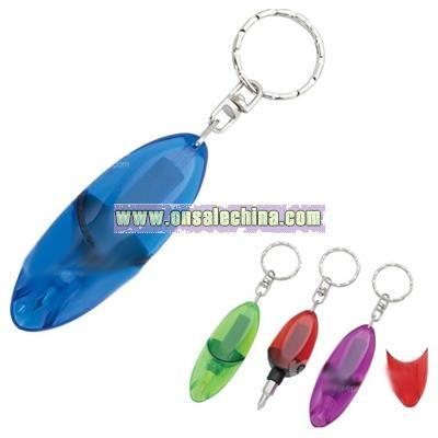 Bullet Multi-Tool Keychain