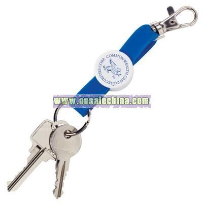 Stretchable Keychain / Badge Holder