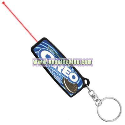 Laser Pointer Keychain