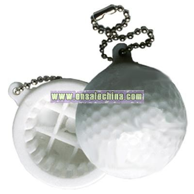 Golf Ball Twist Off Bottle Opener