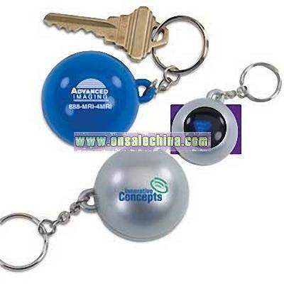 Personalized Answer Ball Mini Magic Key Holder