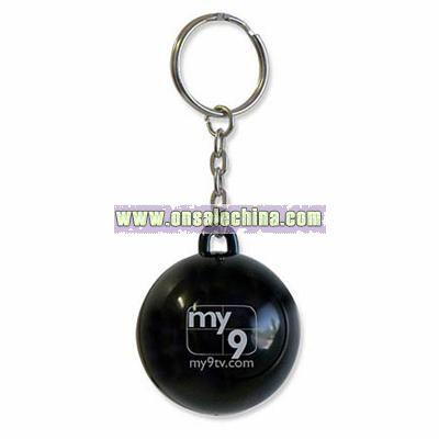 Magic Fortune Ball Keychain