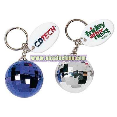 Disco Ball Key Chain