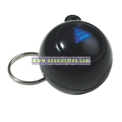 Keyring - Magic 8 Ball