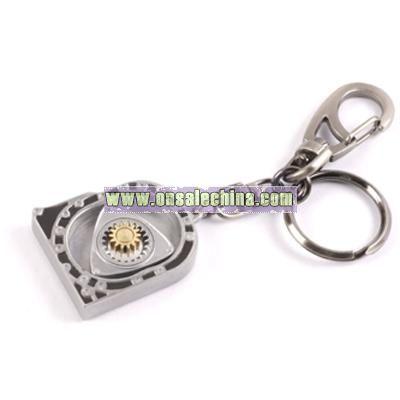 Mazda Rotary Key Chain