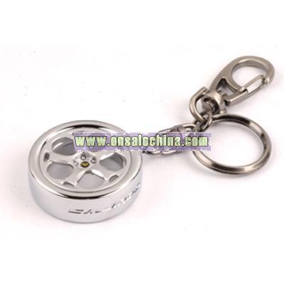 Lamborghini Wheel Key Chain