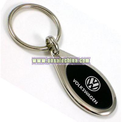 Volkswagen Chrome Key Chain