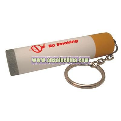 Cigarette stress reliever key tag wholesale china| Ke9070040
